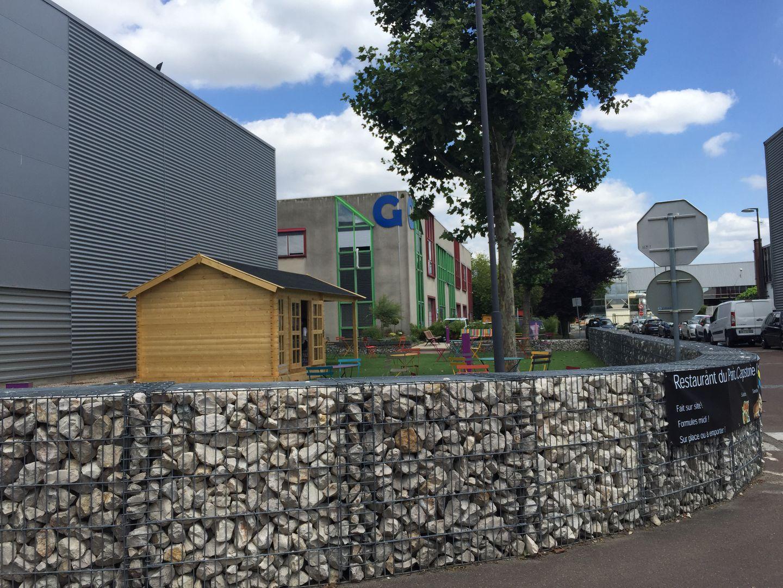 local d'activités de 428m², Ivry-sur-Seine (Val-de-Marne)