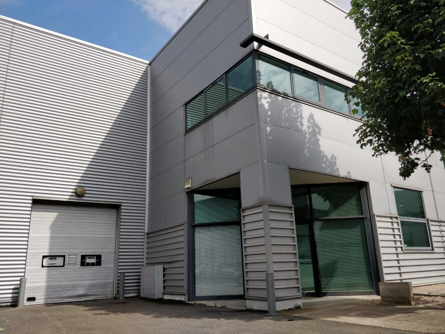 local d'activités de 586m², Ivry-sur-Seine (Val-de-Marne)