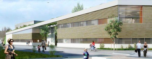local d'activités de 1553m², Stains (Seine-Saint-Denis)