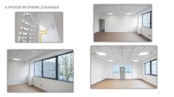 local d'activités de 962m², Sainte-Geneviève-des-Bois (Essonne)