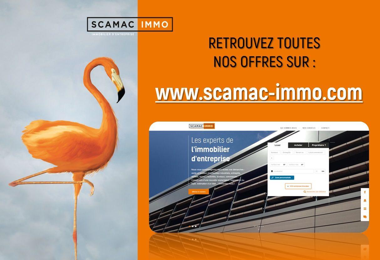 local d'activités de 335m², Bussy-Saint-Martin (Seine-et-Marne)