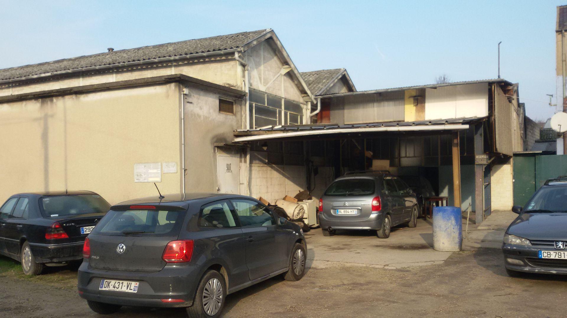 local d'activités de 1575m², Argenteuil (Val-d'Oise)