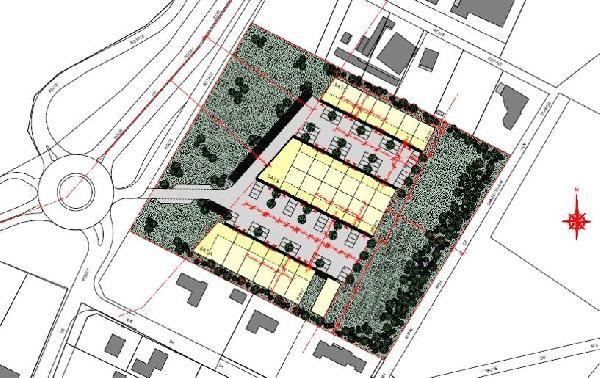 Local d'activités de 401 m², Feucherolles (78810)