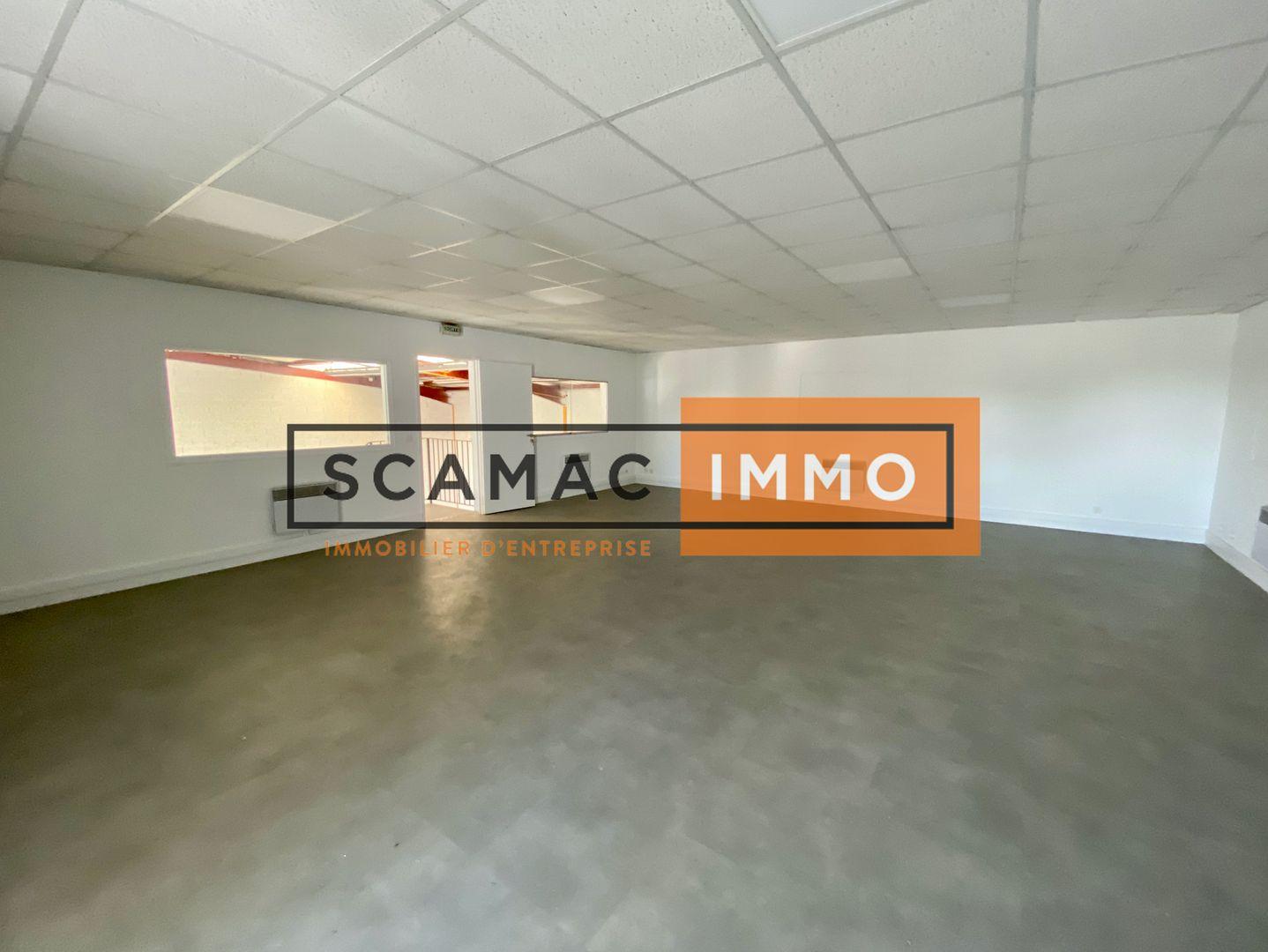 local d'activités de 390m², Quincy-Voisins (Seine-et-Marne)