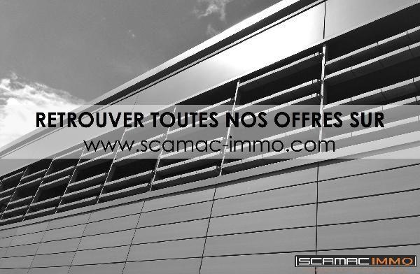 local d'activités de 937m², Serris (Seine-et-Marne)