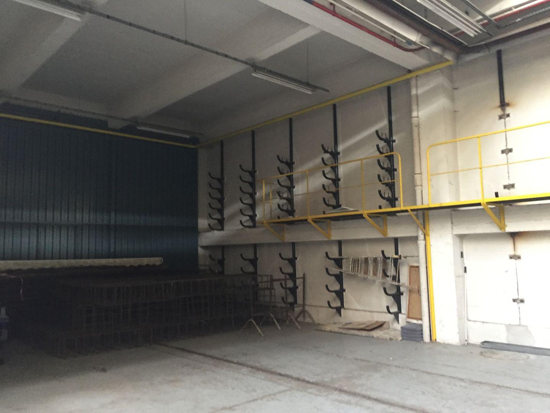 entrepôt de 1250m², Alfortville (Val-de-Marne)
