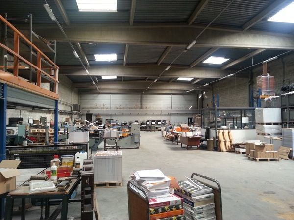 Entrepôt de 1 150 m², L'Hay-les-Roses (94240)