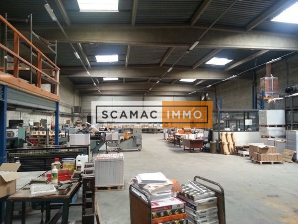 entrepôt de 1150m², L'Hay-les-Roses (Val-de-Marne)