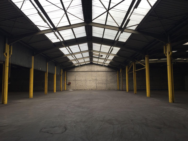 entrepôt de 2253m², Paris 12 (Paris)