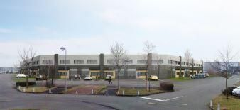 local d'activités de 676m², Villejust (Essonne)