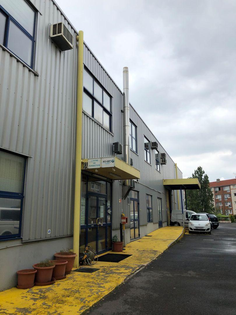 local d'activités de 107m², Nanterre (Hauts-de-Seine)