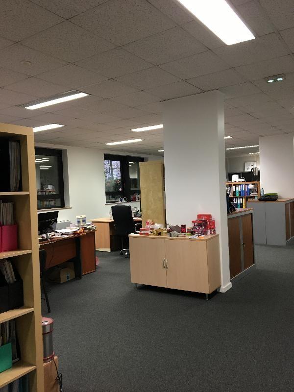 bureau de 480m², Lognes (Seine-et-Marne)