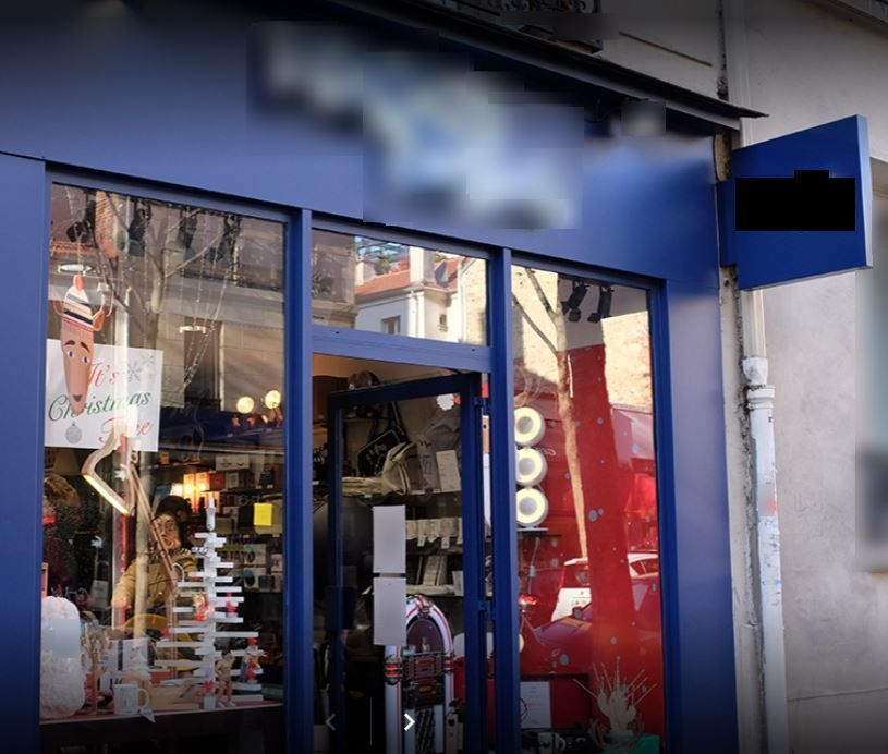 local commercial de 65m², Boulogne-Billancourt (Hauts-de-Seine)