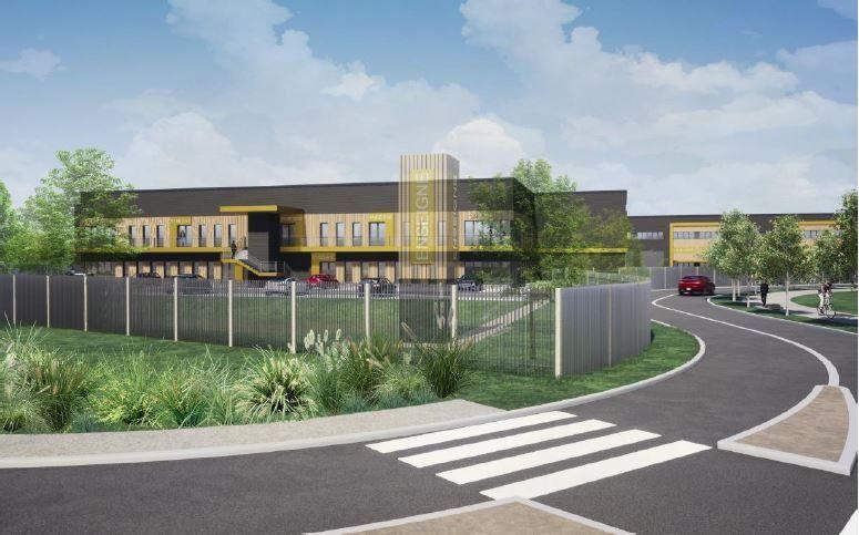 Local d'activités de 291 m², Vaires-sur-Marne (77360)
