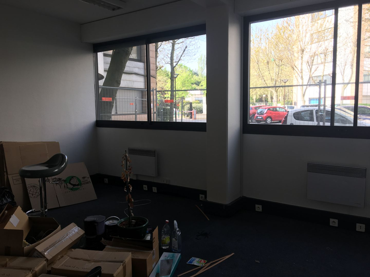 bureau de 109m², Noisy-le-Grand (Seine-Saint-Denis)