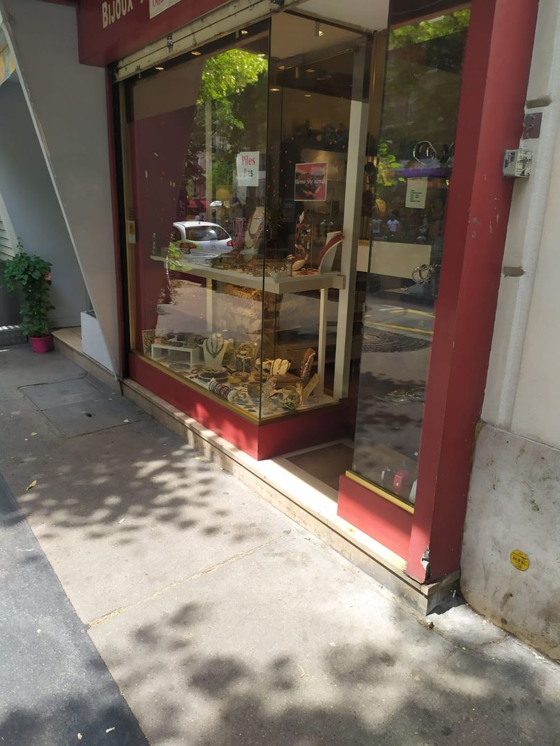 local commercial de 12m², Paris 15 (Paris)