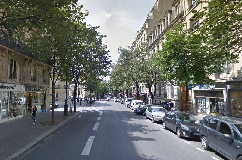 Local commercial de 33 m², Paris 16 (75016)