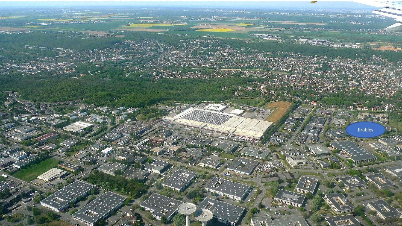 local d'activités de 415m², Villebon-sur-Yvette (Essonne)