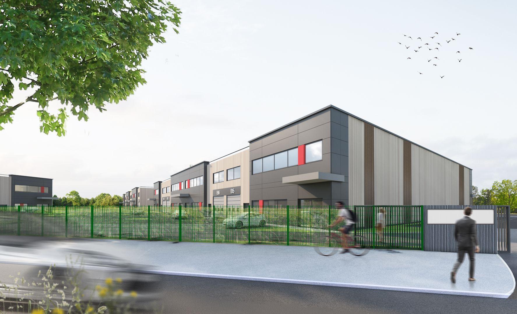 Local d'activités de 415 m², Villejust (91140)
