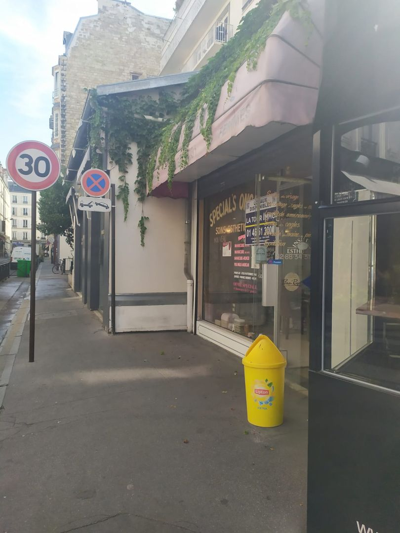 local commercial de 20m², Paris 16 (Paris)