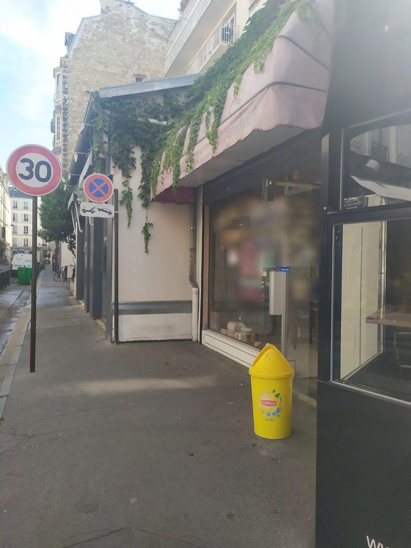 local commercial de 20m², Paris 16 (Paris)