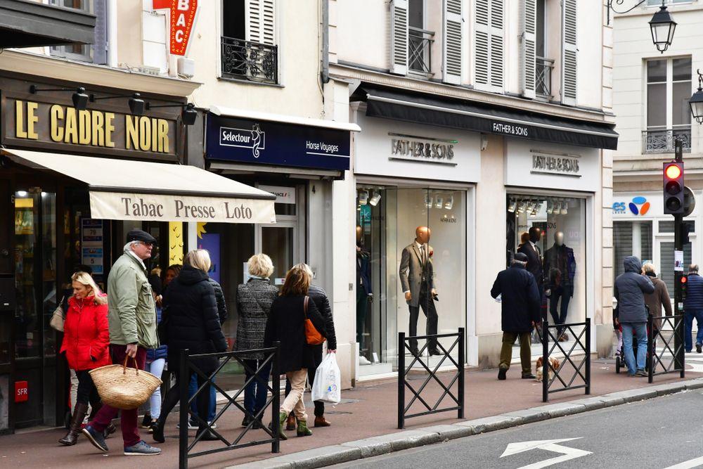 local commercial de 75m², Paris 15 (Paris)