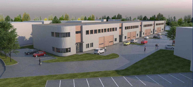 local d'activités de 370m², Villebon-sur-Yvette (Essonne)