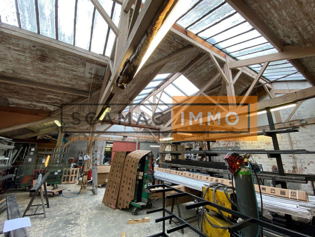 Atelier de 238 m², Lagny-sur-Marne (77400)
