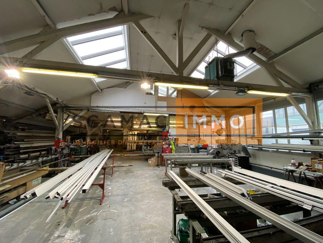 Atelier de 270 m², Lagny-sur-Marne (77400)
