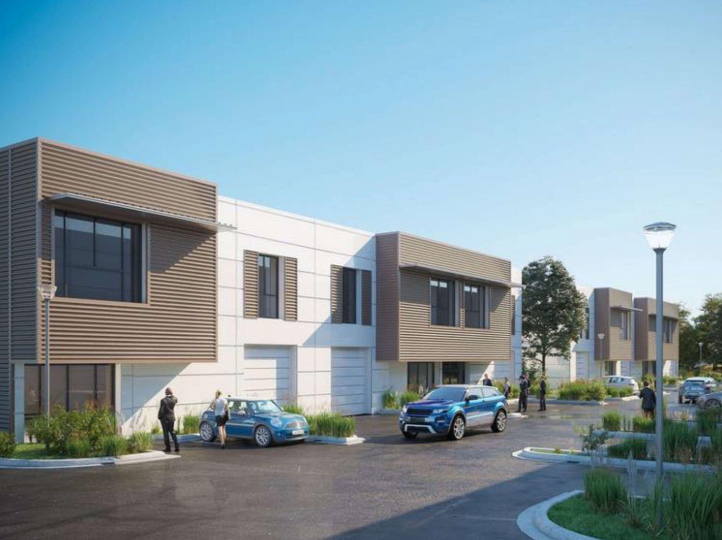 Local d'activités de 221 m², Bussy-Saint-Georges (77600)