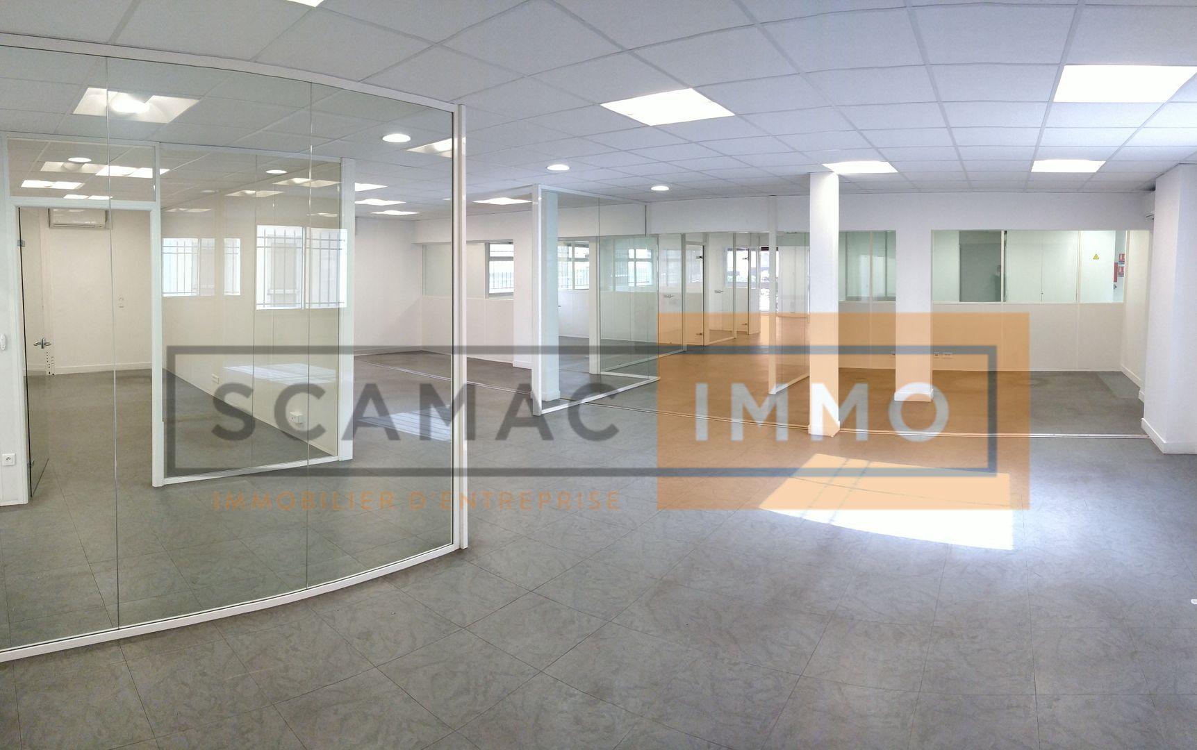 bureau de 1035m², Saint-Maur-des-Fossés (Val-de-Marne)