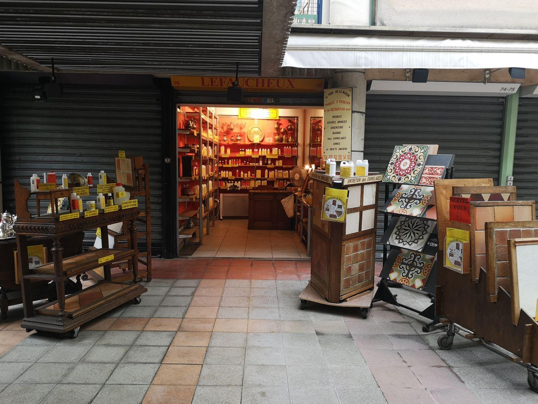 local commercial de 10m², Saint-Ouen (Seine-Saint-Denis)